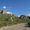 Chisos Basin Road