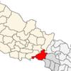 Chitwan District Location