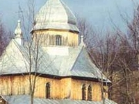 Chmiel's Greek Catholic Church of St. Nicolas