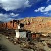 Chorten Near Dakmar - Mustang Annapurna - Nepal