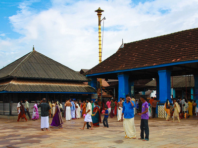 Chottanikkara Temple