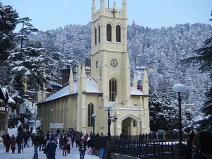 Live A Shimla Dream Holiday Photos