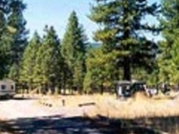 Lassen Christie Campground