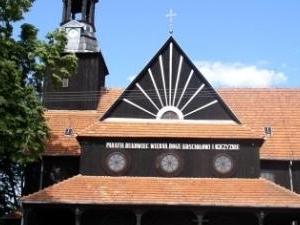 Church in Bukowiec