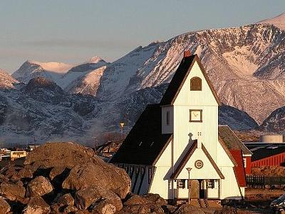 Church In Nanortalik