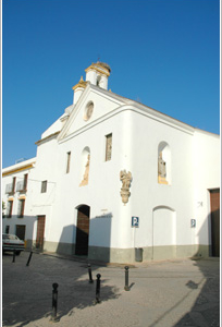 Church Of San Basilio