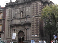 Church Of San Bernardo