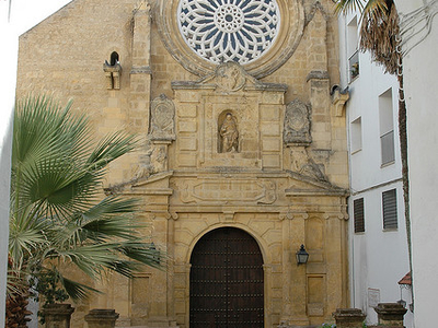 Church Of San Pablo