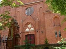 Church Of St Andrew The Apostle In Wyszki.