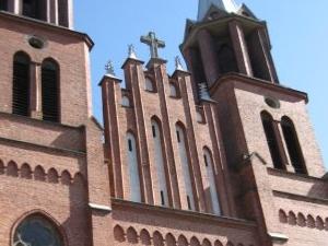 The church of St. Archangel Michael in Płonka Kościelna