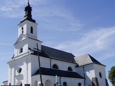 Church Of St Stanisław The Bishop And Martyr