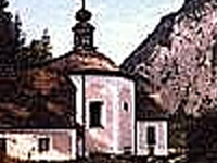 Church on the Kalvarienberg