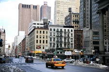 Church Street - Lower Manhattan - New York