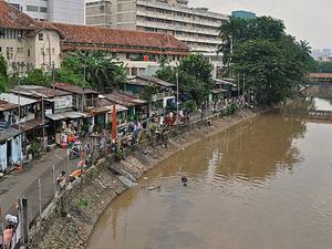 Ciliwung River