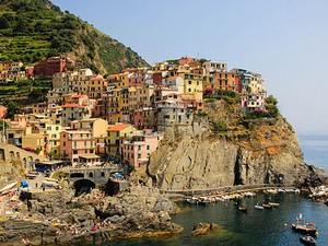 Escorted Tour - Rome to Tuscany and Cinque Terre