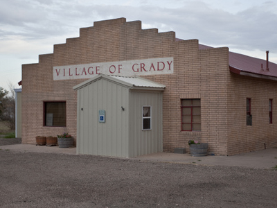 City Hall Village Of Grady