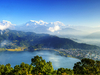 City Of Pokhara & Phewa Lake