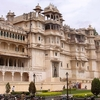 City Palace Of Udaipur Rajasthan