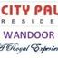 City Palace Residency Wandoor Logo