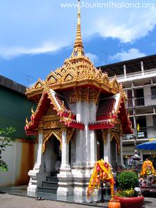 City Pillar Shrine - Rayong