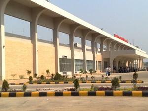 Sylhet Osmani Intl. Airport