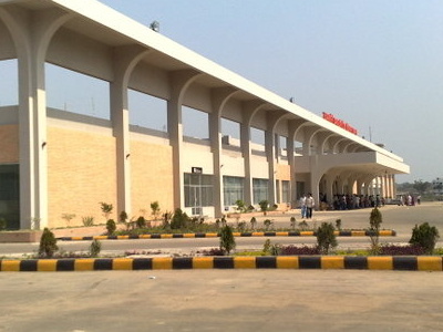 Sylhet Osmani Intl. Airport