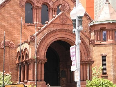 Confederate Memorial Hall