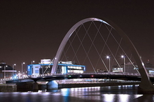 Clyde Arc - Glasgow