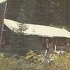 Coal Creek Patrol Cabin - Glacier - USA