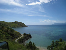 Coastline Near Metinaro - East Timor