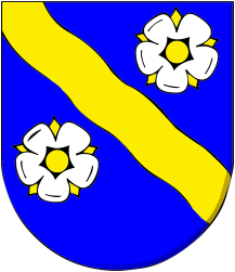 Coat Of Arms Of Gamprin