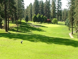Coeur D'alene Public Golf Course