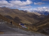 View Of Col Du Galibier