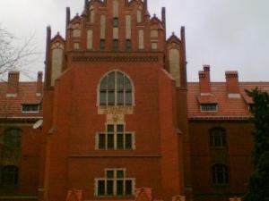 Collegium Maius University of Nicolaus Copernicus