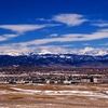 Colorado Front Range Rocky Mountains