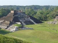 Comalcalco Ruins