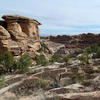 Confluence Overlook Trail - Canyonlands - Utah - USA
