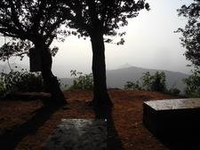 Coronation Point Evening View- Matheran - Maharashtra - India