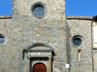 Cathedral of Cortona