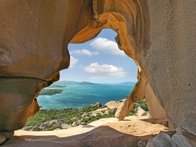 Costa Smeralda Bear Rock - Sardinia
