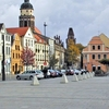 Cottbus Altmarkt Old Market Square