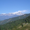 Countryside Enroute To Yuksom From Gangtok