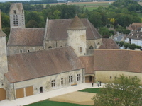 Chateau de Blandy-les-Tours