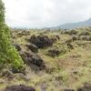 Crater Basin Mt. Batur Rocks