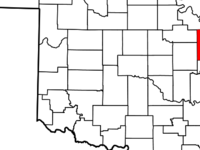 Creek County