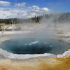 Crested Pool - Yellowstone - USA