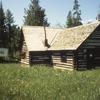 Crevice Patrol Cabin - Yellowstone - USA