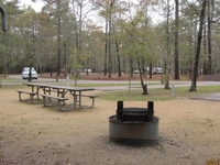 Croatan Cedar Point Campground