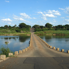 Crocodile Bridge