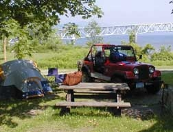 Crown Point Campground